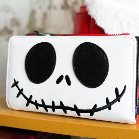 Santa Jack Wallet x The Nightmare Before Christmas x Disney x Loungefly