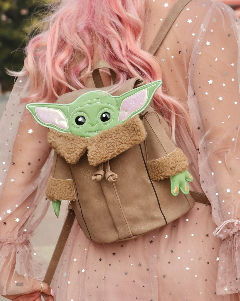 The Child Mini Backpack x Star Wars x Danielle Nicole