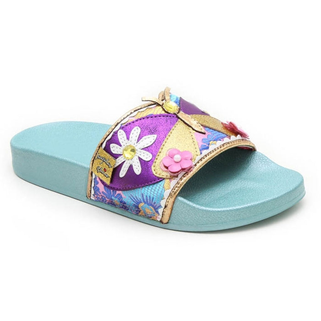 Fluttered Sandal x Irregular Choice
