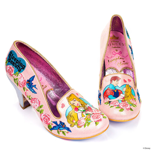 Love Breaks All Spells x Irregular Choice - Lulabites