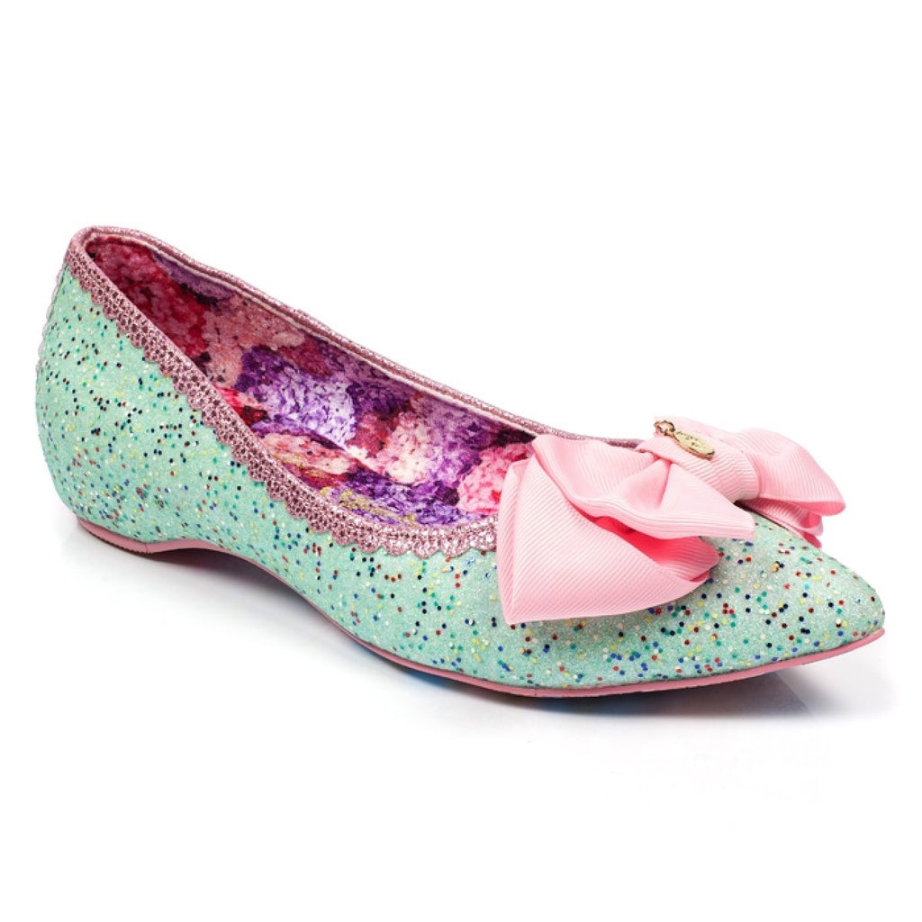 Mint Slice x Irregular Choice - Lulabites