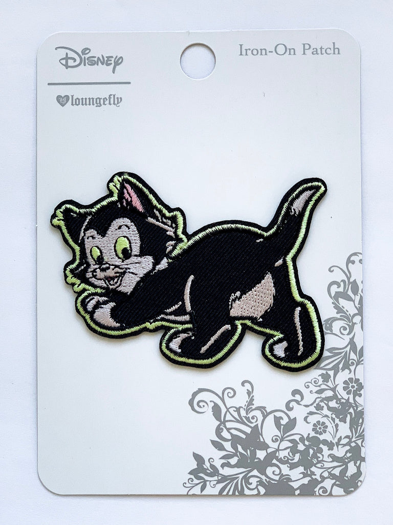 Disney's Figaro Iron-on Patch x Loungefly - Lulabites