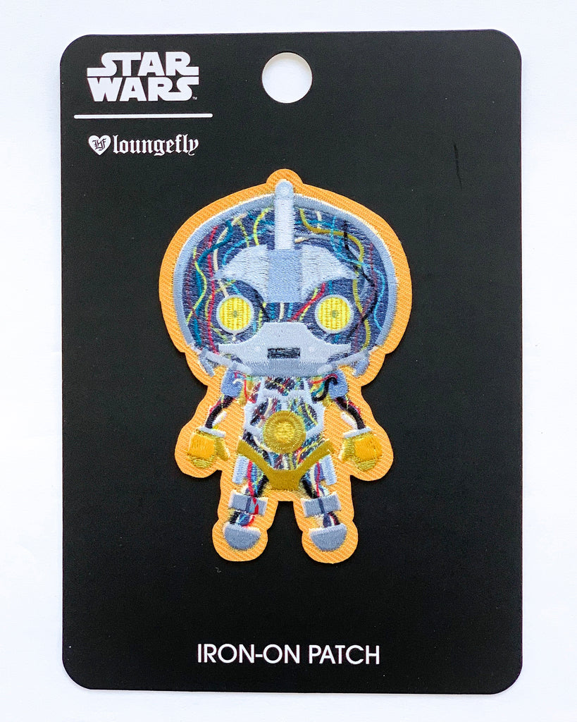 Iron-on Patch Star Wars x Loungefly - Lulabites