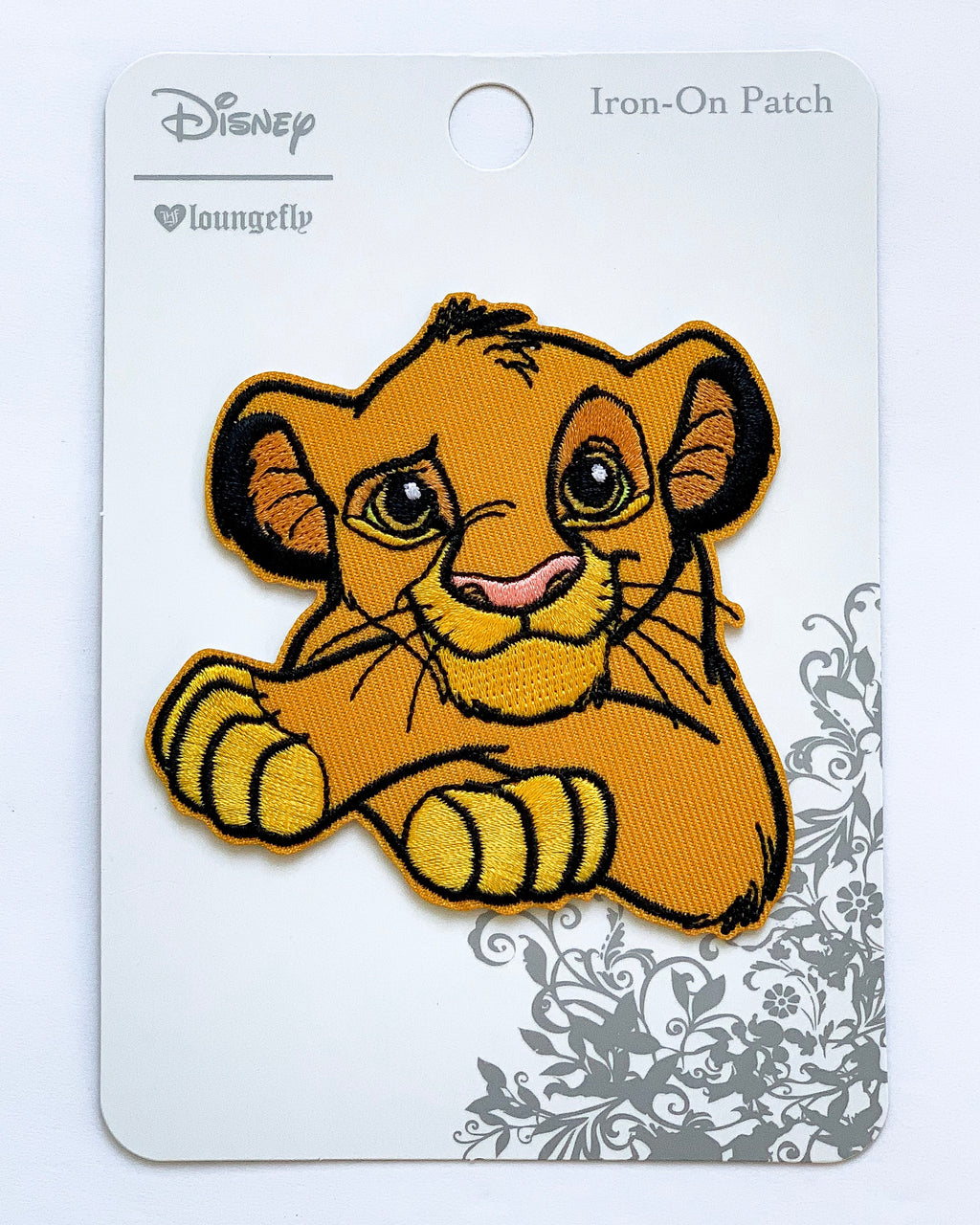 Simba Iron-on Patch Disney x Loungefly - Lulabites