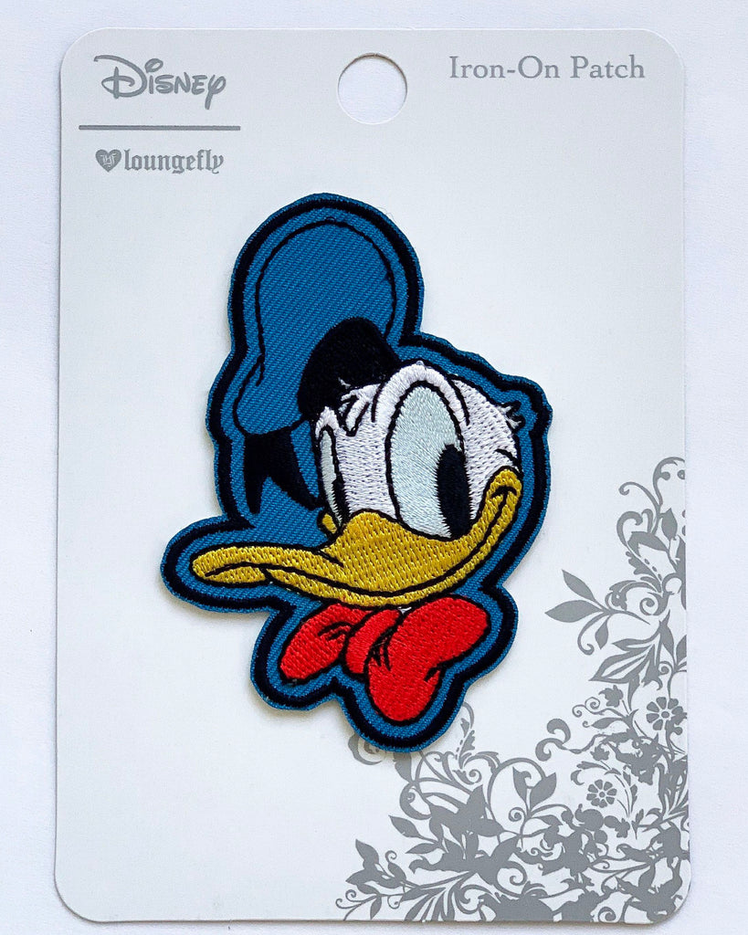 Donald Duck Iron-on Patch - Lulabites