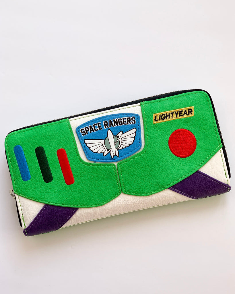 Buzz Lightyear Wallet X Loungefly - Lulabites