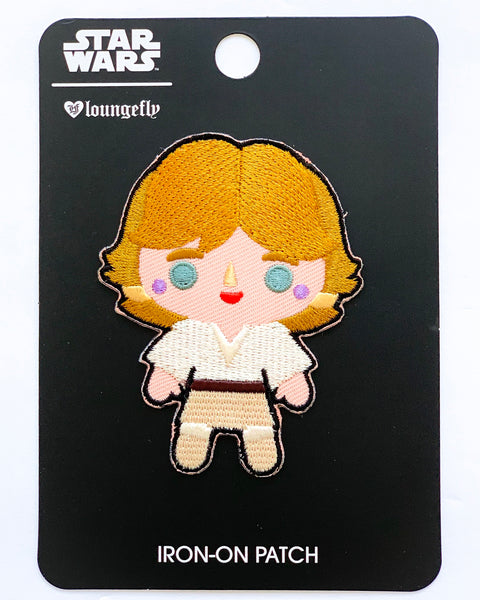Han Solo Iron-on Patch Star Wars X Loungefly - Lulabites