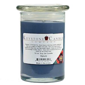 Opium Premium Madison Soy Jar Candle