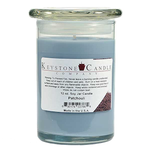 Patchouli Premium Madison Soy Jar Candle