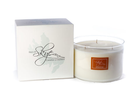 Ginger & Nutmeg Premium Soya Wax Candle