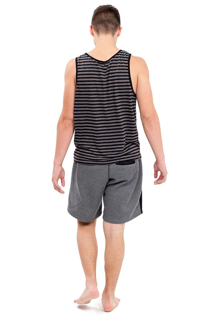 Stripe Tank -  - Cove - 3