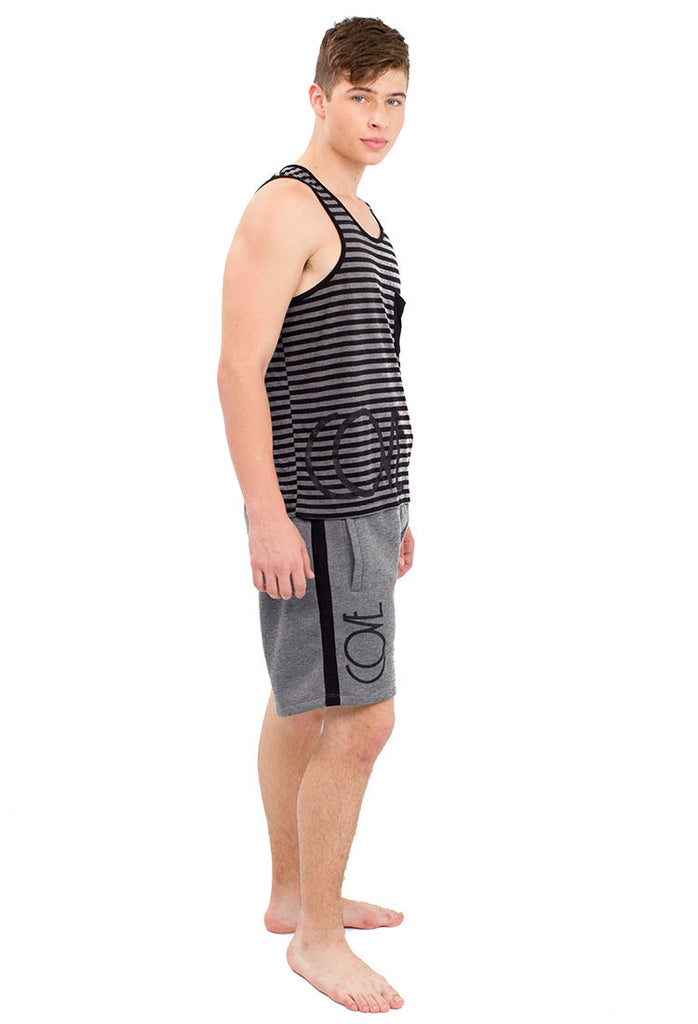 Stripe Tank -  - Cove - 4