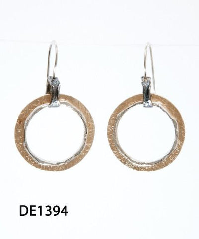 Sterling Silver,Gold Filled Earrings