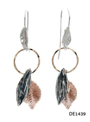Sterling Silver,Gold Filled, Gold Plated Earrings
