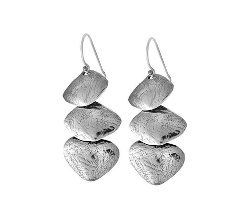 Sterling Silver, Earrings