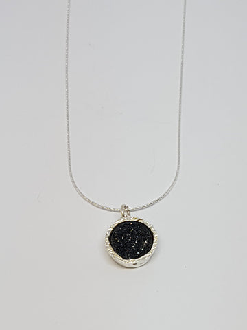 Sterling Silver, Duzy Necklace