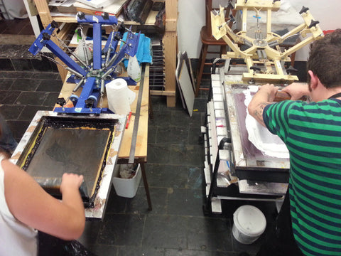 Screen Printing Taster 2 Hour Class
