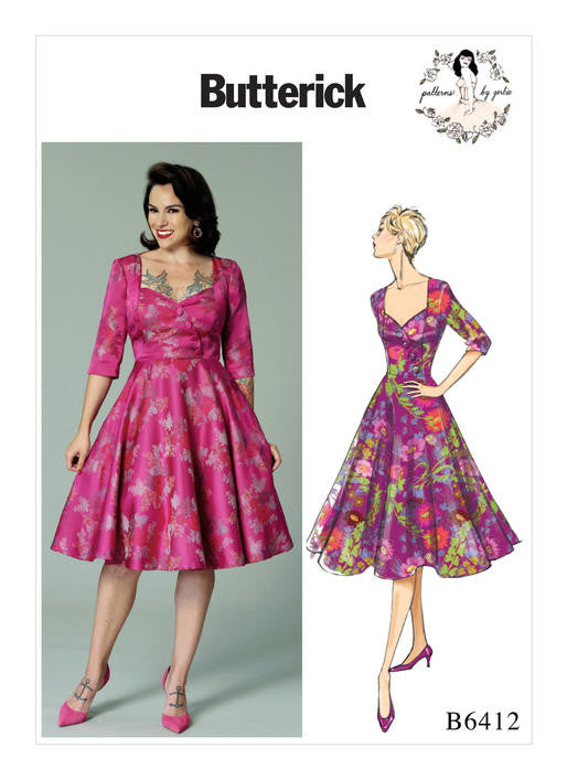 Butterick Patterns By Gertie Bobbin And Ink Impressive Mccalls Patterns