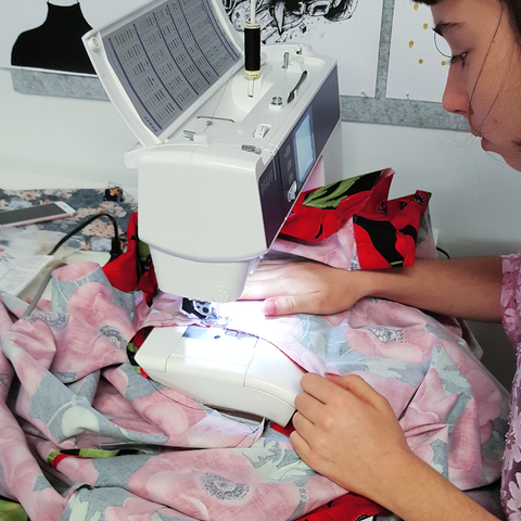 Beginners Learn to Sew Clothing Course