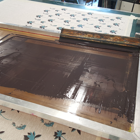 Design and Produce Fabric Screen Printing Course: 4 DAY INTENSIVE