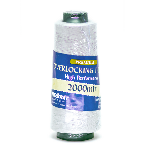 Hobbycraft Premium Overlocking Thread