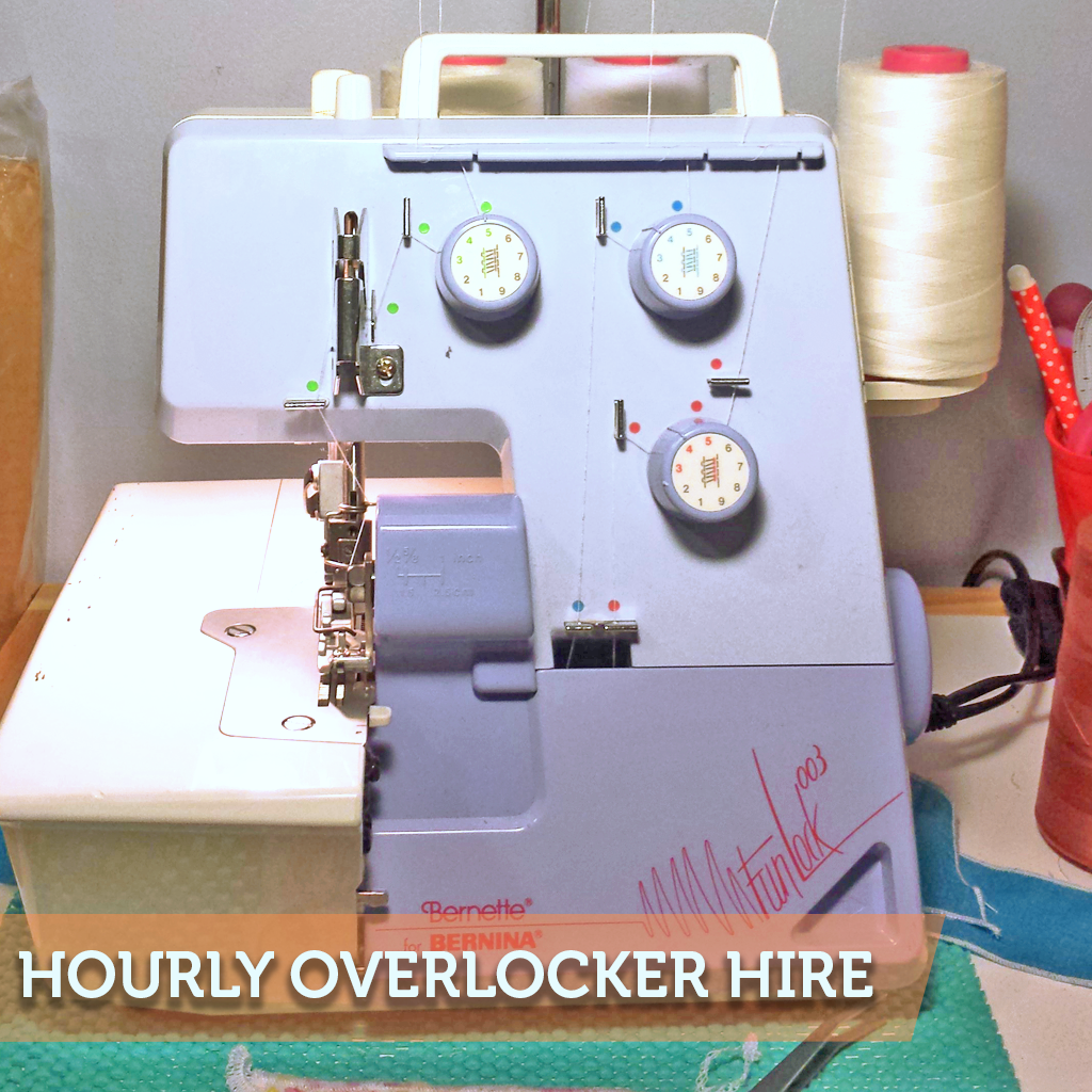 Overlocker Hourly Hire