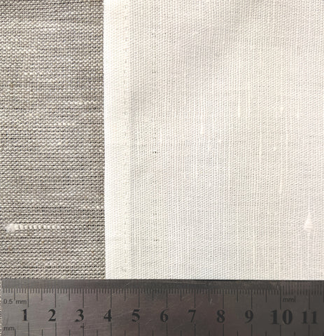100% Linen Fabric (150cm Wide)