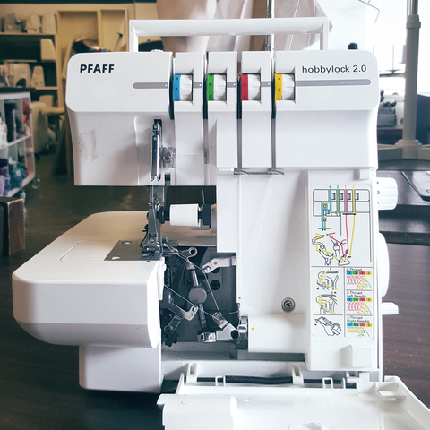 Overlocker Set-Up Class