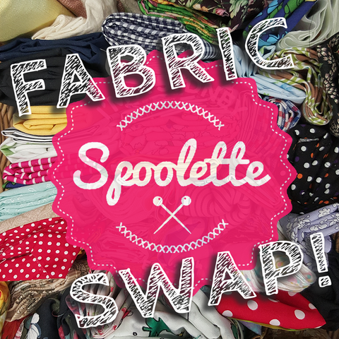 Sydney Spoolettes Fabric Swap Day! Sunday May 28th, 10.30am to 12.30pm
