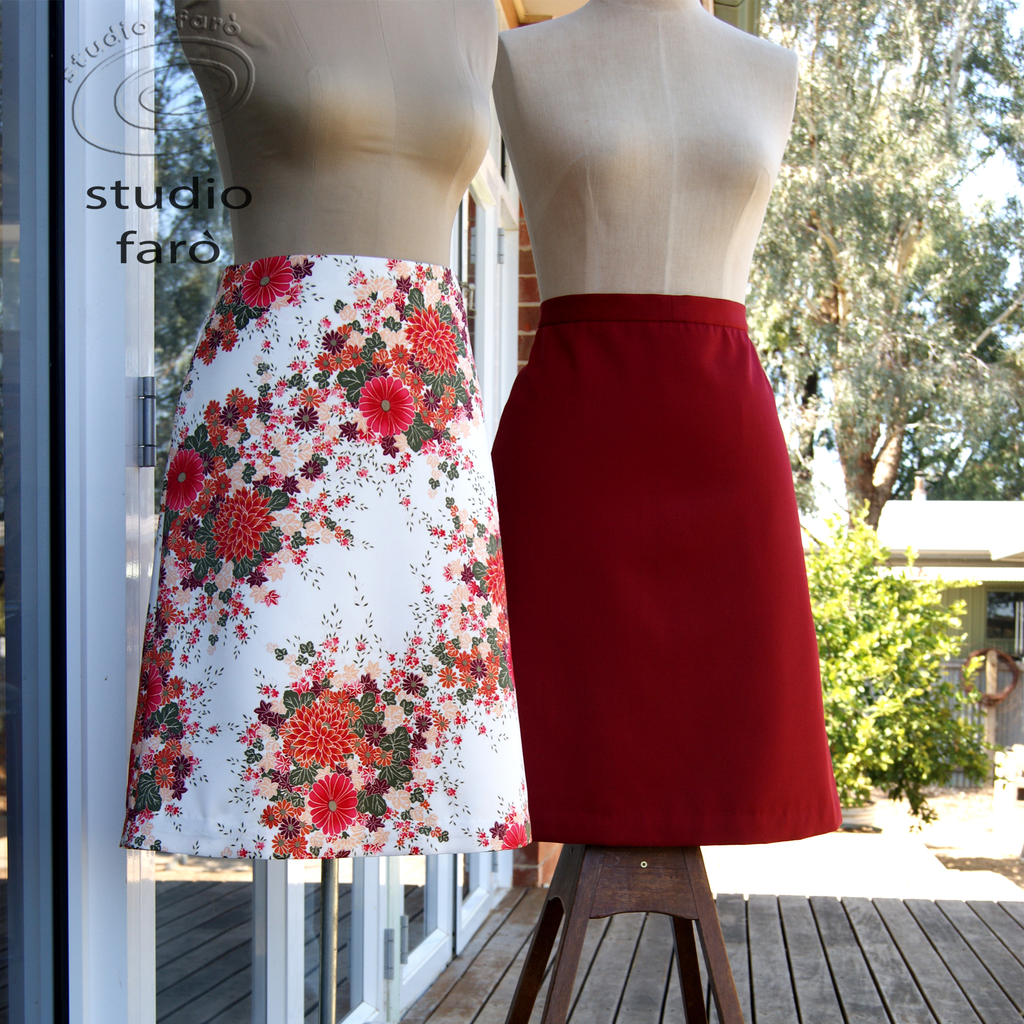 The Perfect A Line Skirt: Intro to Pattern Making with Studio Faro