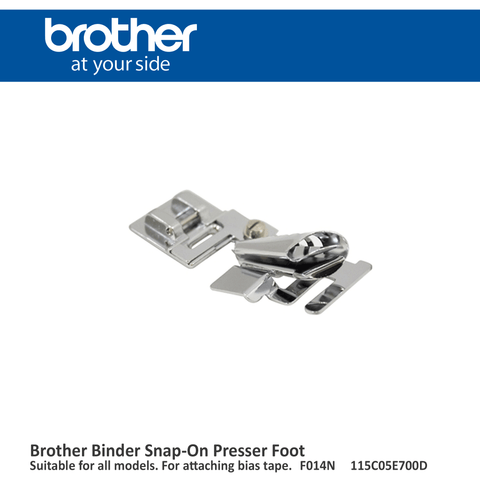 Brother Machine Presser Feet