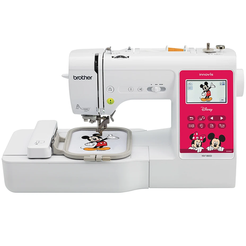 Brother NV180D Sewing and Embroidery Machine