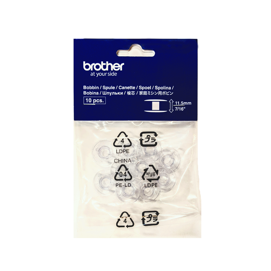 Brother Bobbins for Sewing Machines