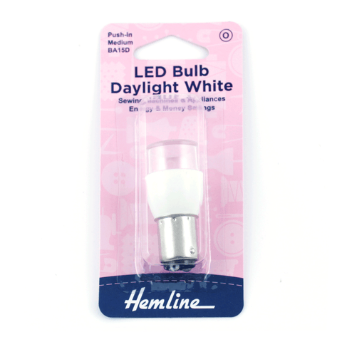 Hemline LED Bulb Daylight White