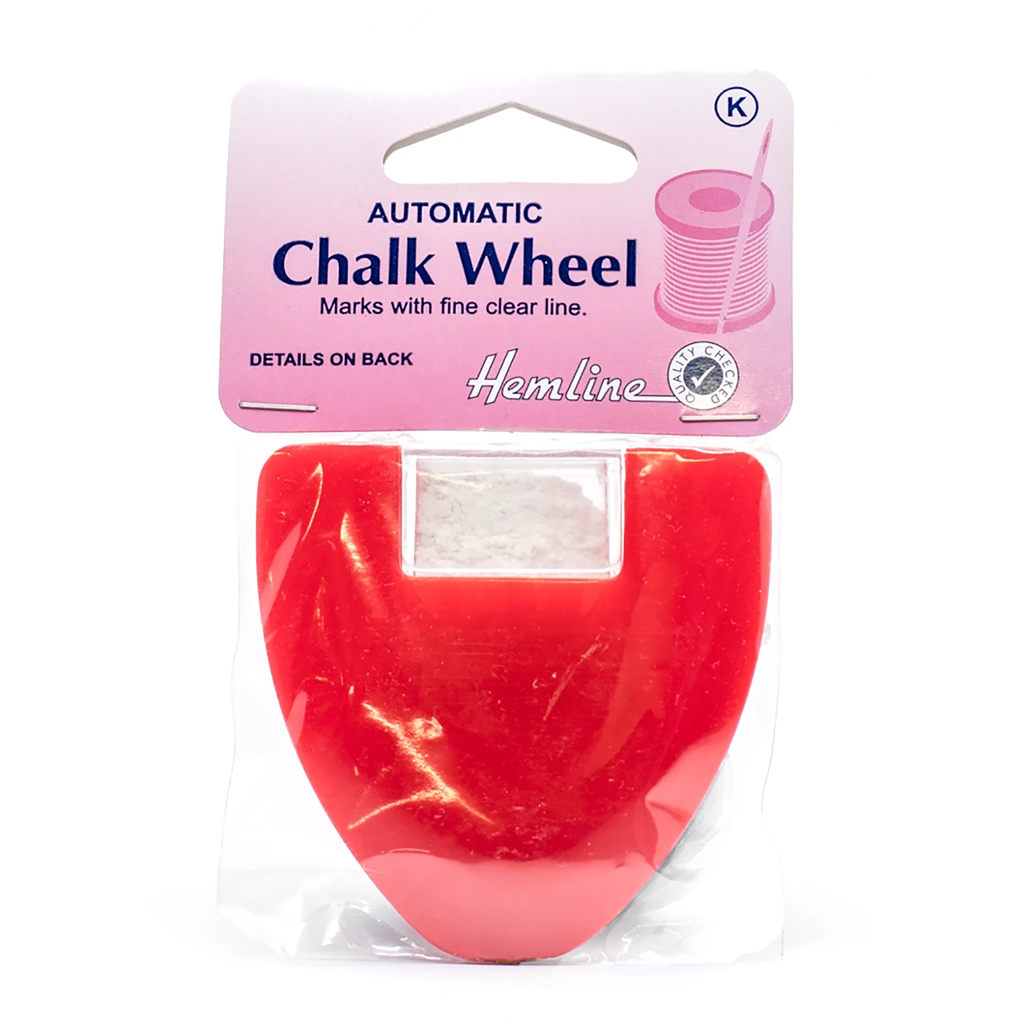Hemline Chalk Wheel