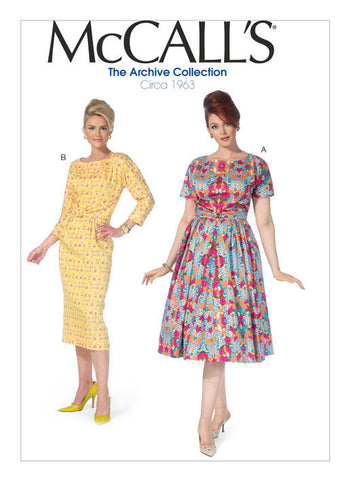 McCalls' Sewing Patterns