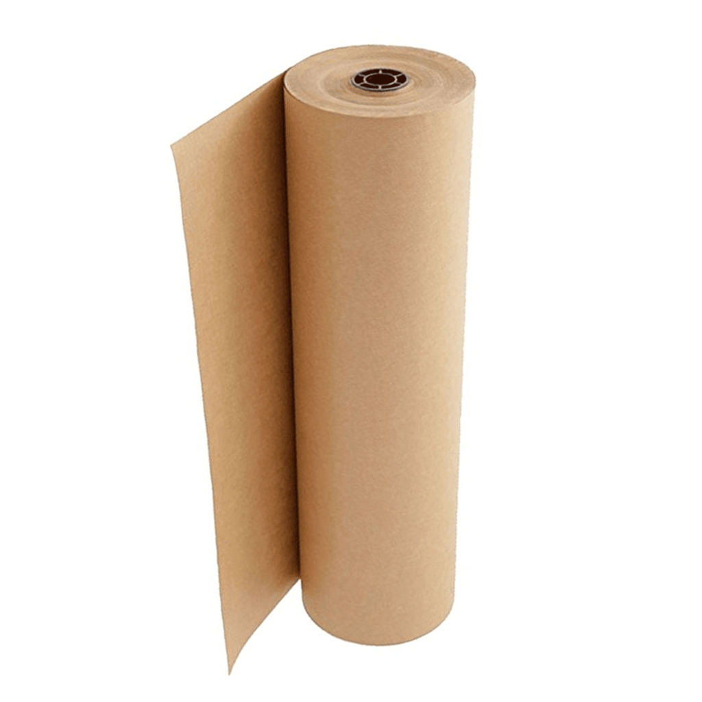 Brown Kraft Pattern Cardboard (per Metre, 114cm Wide)