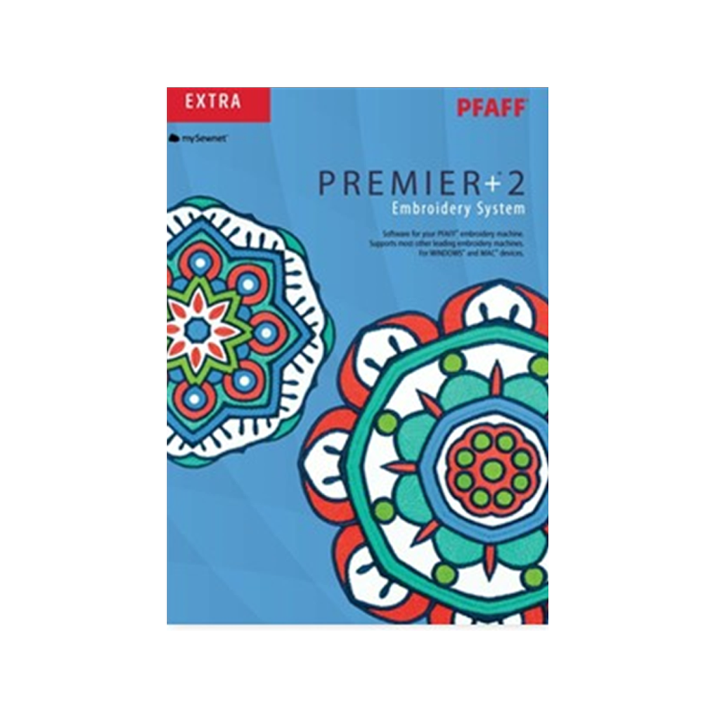 PREMIER+™ 2: EMBROIDERY EXTRA