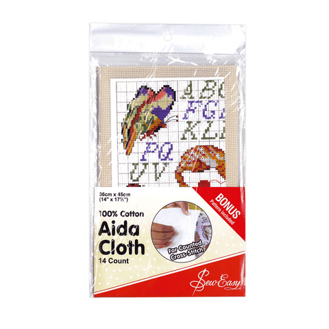 Sew Easy Aida Cloth
