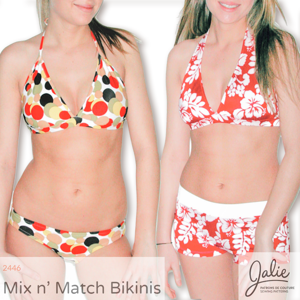 Stretch swimwear sewing course bobbin and ink stretch swimwear sewing course jeuxipadfo Gallery