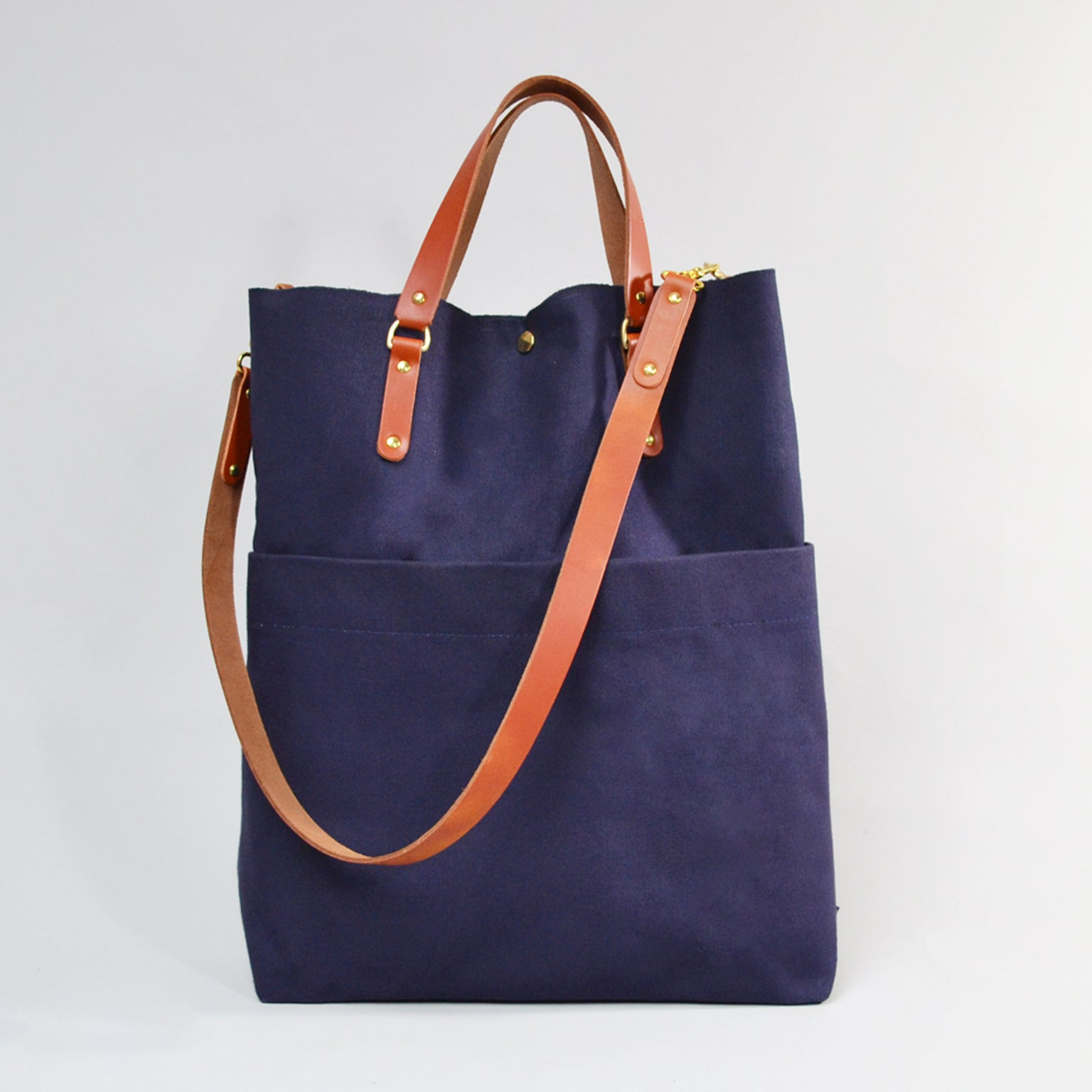 ALFRED  <br/> Tote Bag <br/> Navy