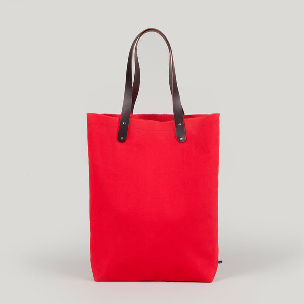 HARPER  <br/> Tote Bag <br/> Red