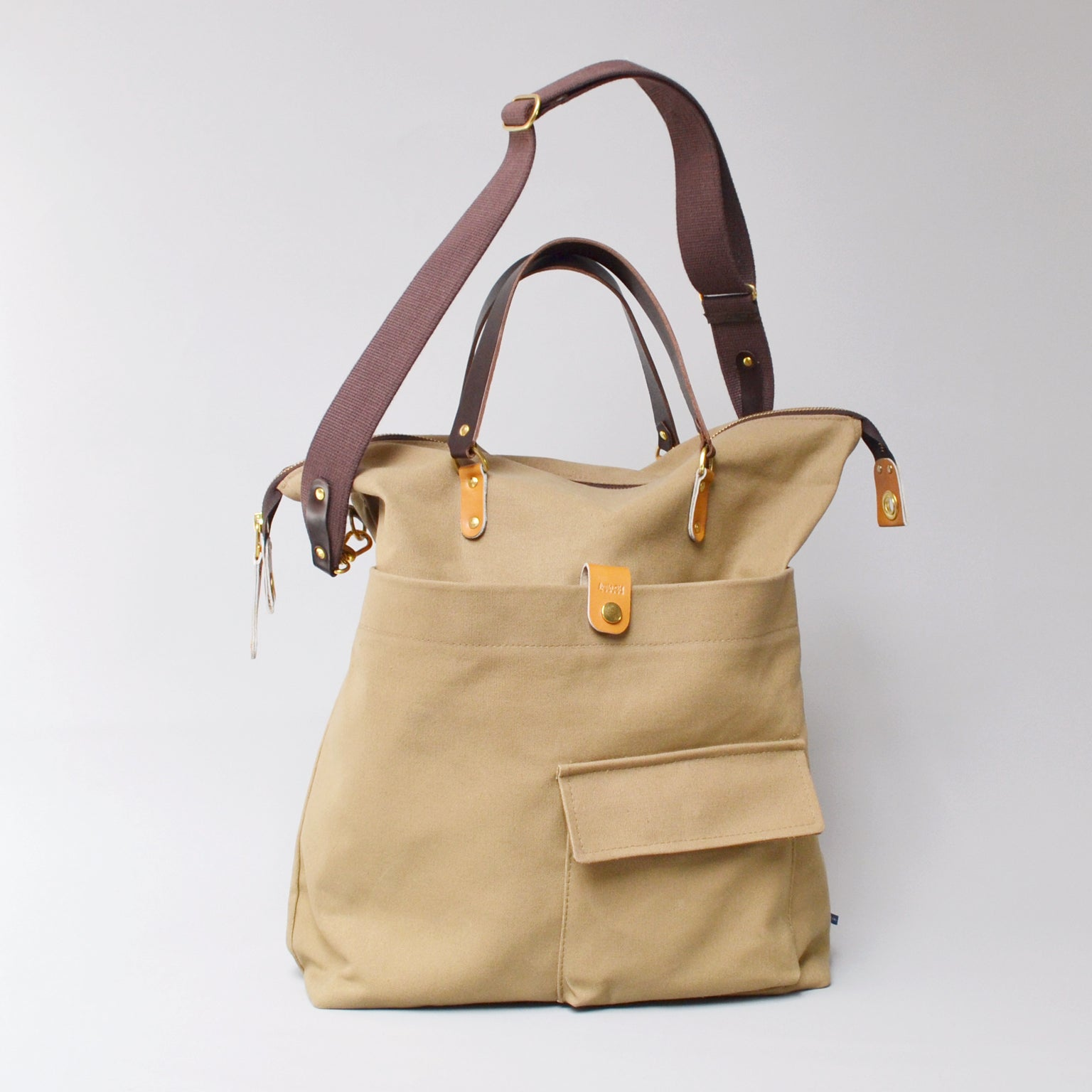 JEROME Tote Bag <br/> Camel