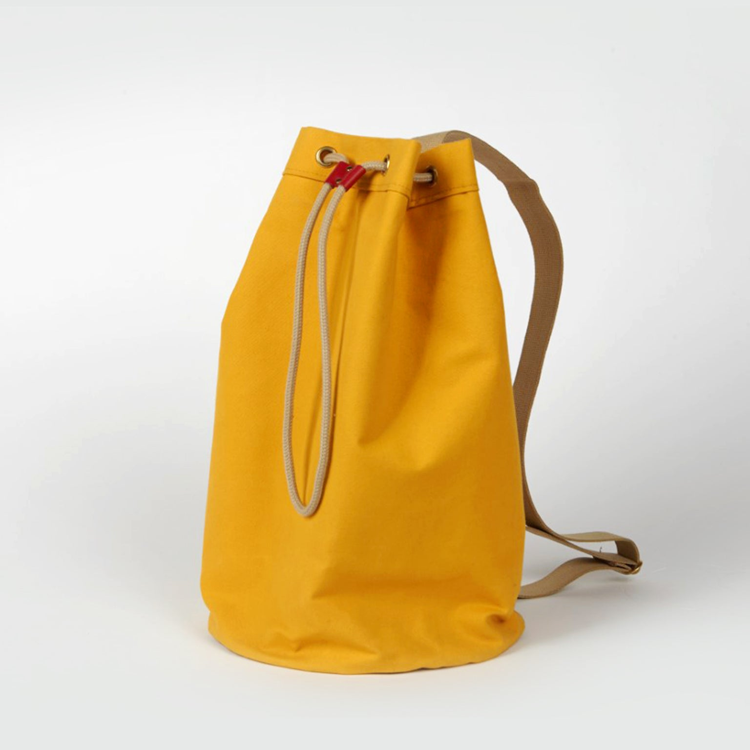 LOGAN <br/> Canvas Satchel <br> Yellow