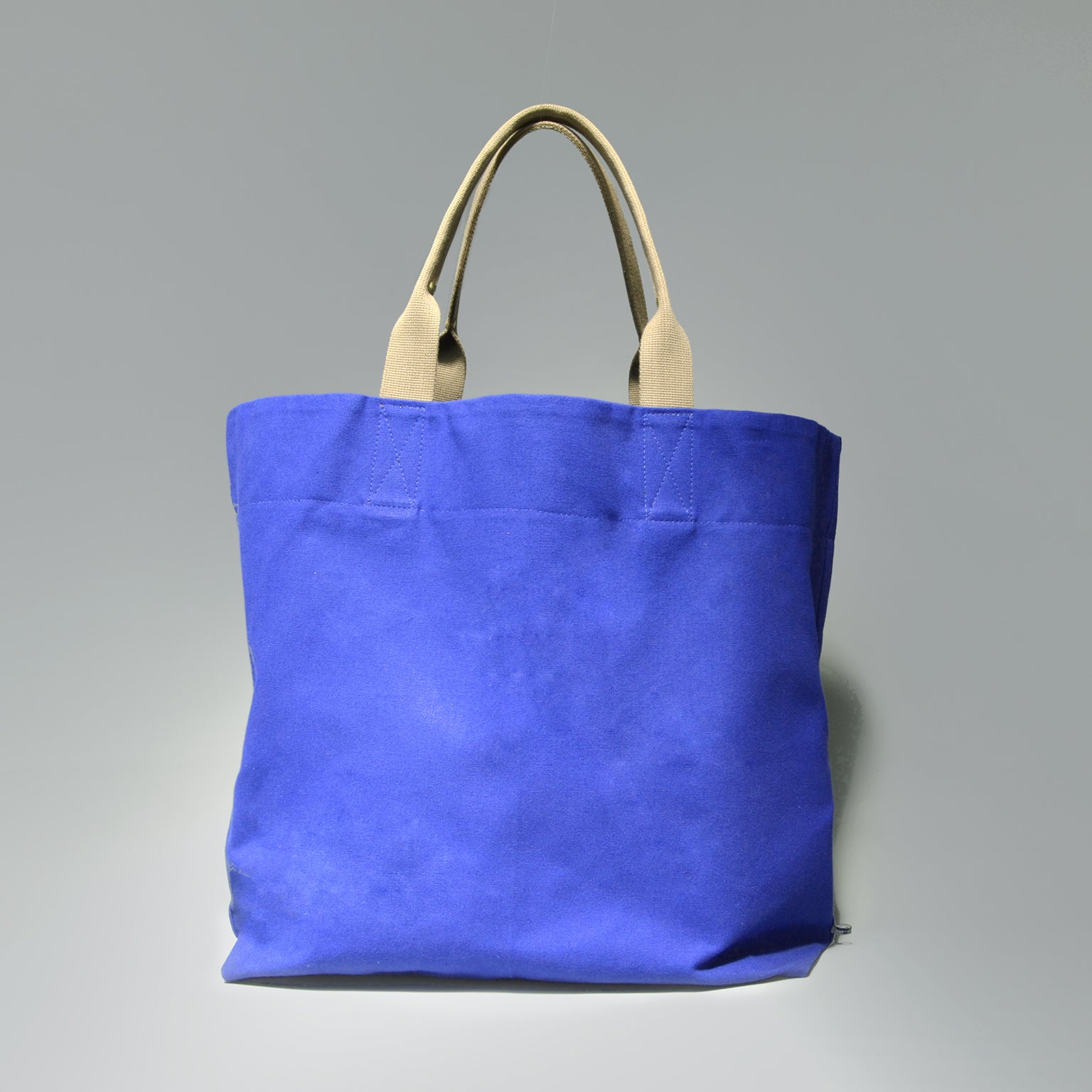 PABLO <br/> Canvas Tote Bag <br> Blue