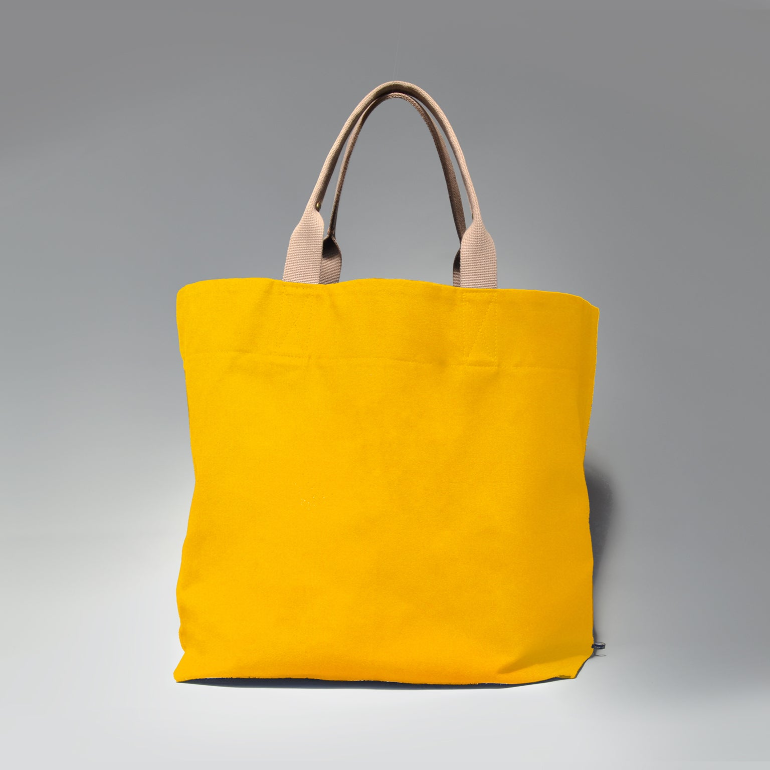 PABLO <br/> Canvas Tote Bag <br> Yellow