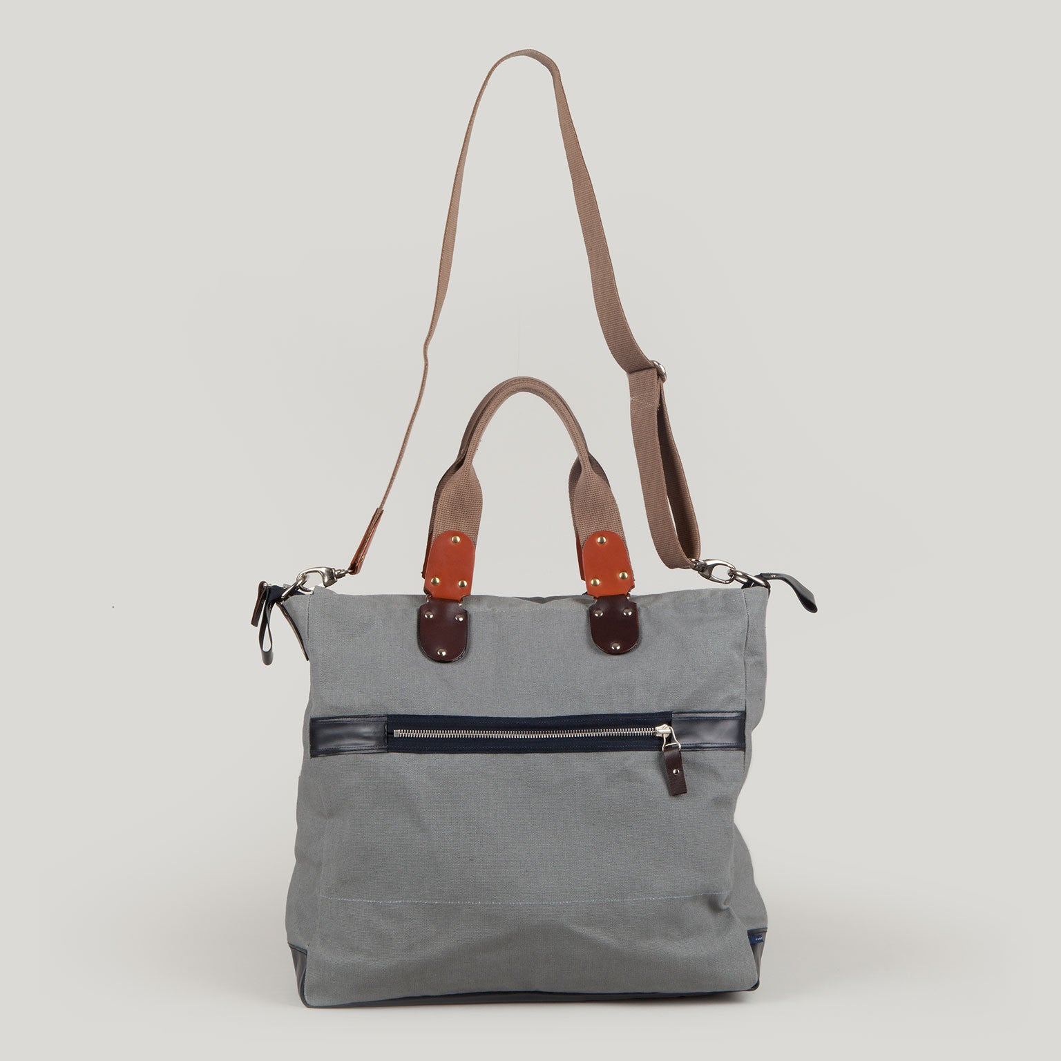 FRANCIS Shoulder Bag - grey