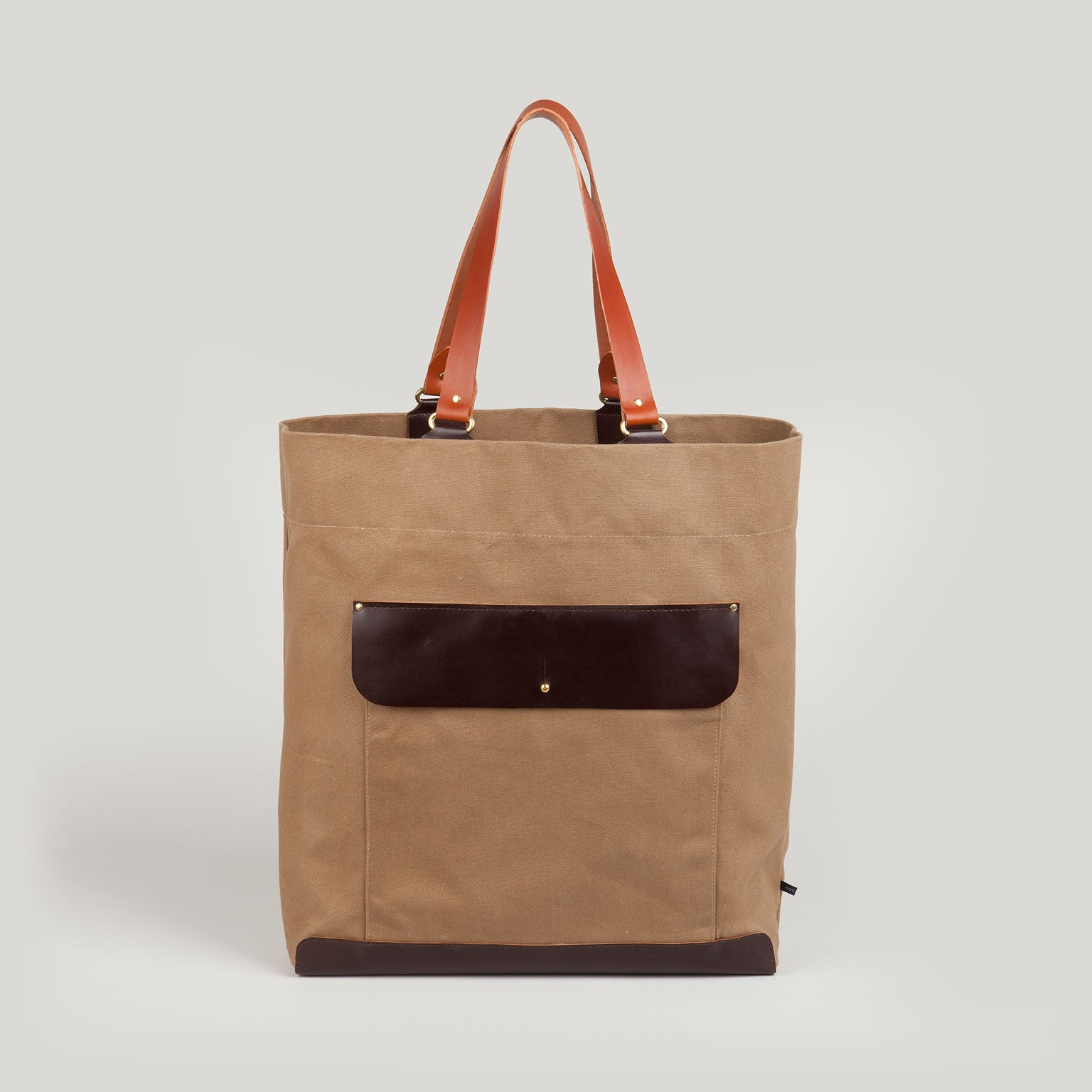 f78bd89546a CODY Tote Bag Camel   Justin OH shoppe