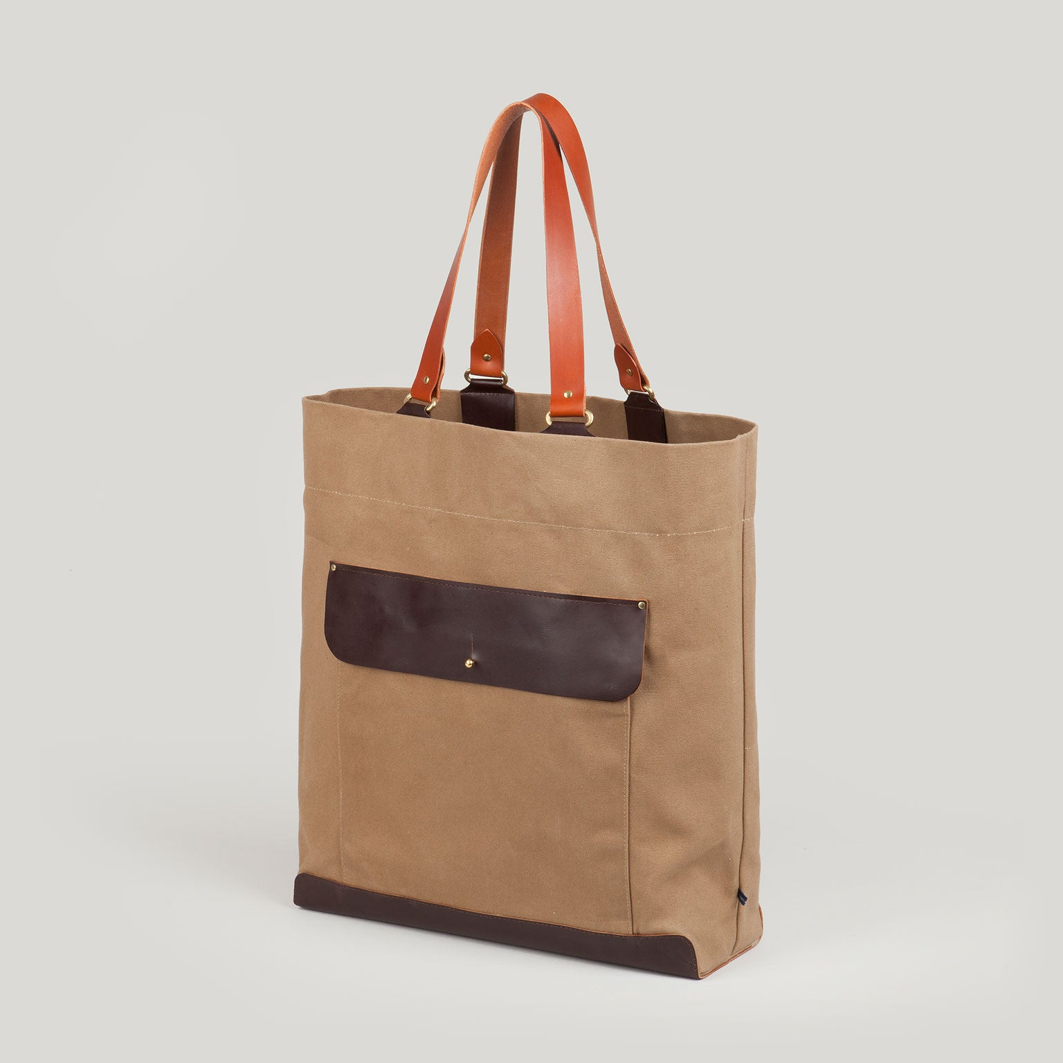 CODY Tote - camel