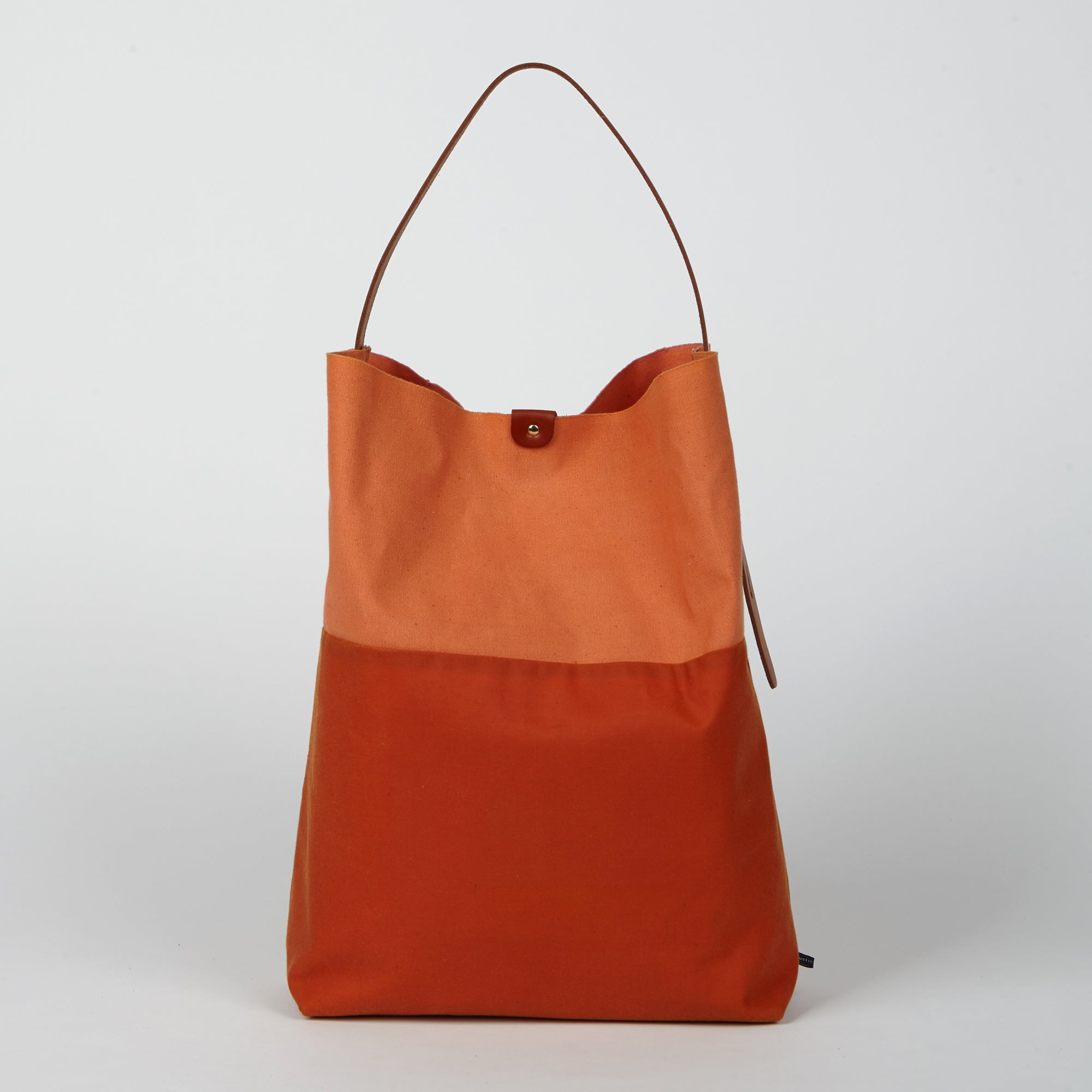 HARIS  <br/> Tote Bag <br/> Orange